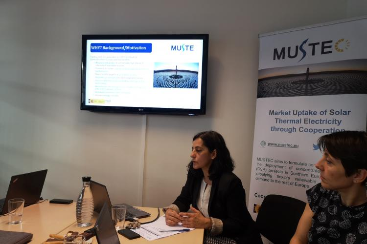 June 17 & 18th, 2019, MUSTEC Review and Project Meeting, Brussels