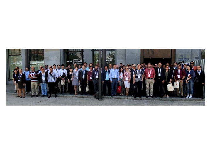 June 12th, 2019, ECRES Conference, Madrid, Spain