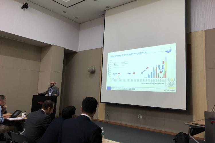 October 2nd, 2019, SOLAR PACES Conference, Daegu, South Korea