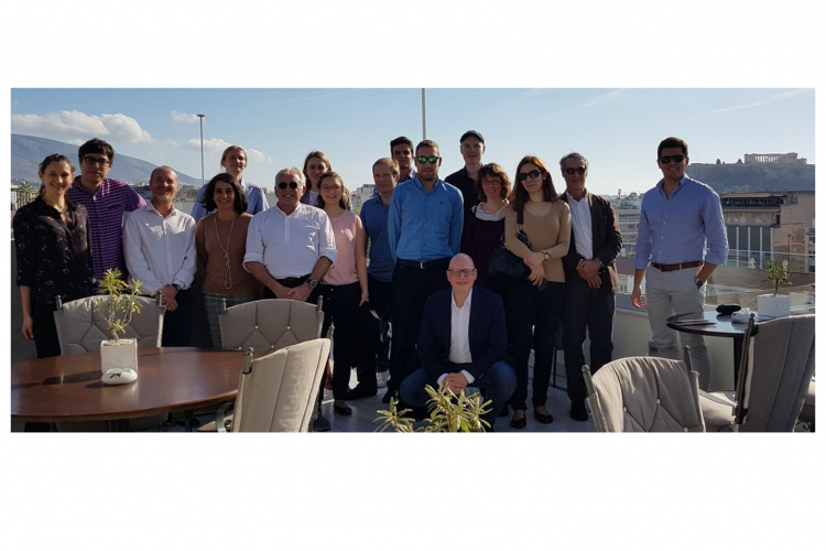November 6 & 7th, 2019,  5th MUSTEC Project Meeting, Athens